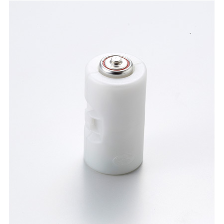スマイルキッズ商品 単3が単2になる電池アダプター
