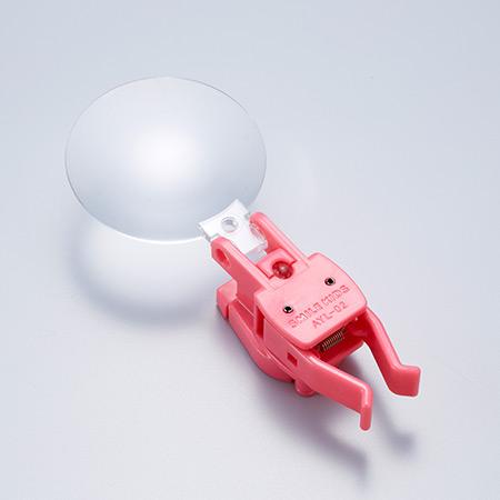 スマイルキッズ商品 LED付ゆびさきのルーペ