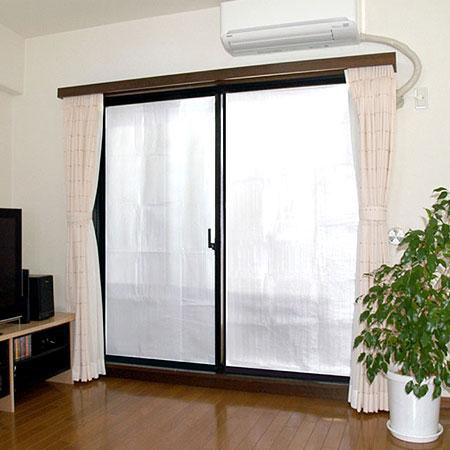 スマイルキッズ商品 窓用省エネアルミシート