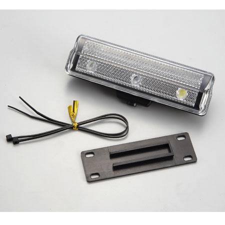 スマイルキッズ商品 前かご用3LEDサイクルライト