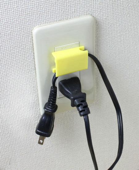スマイルキッズ商品 節電コンセントホルダー