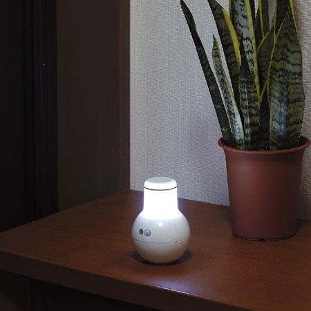 スマイルキッズ商品 自動点灯LEDランタン