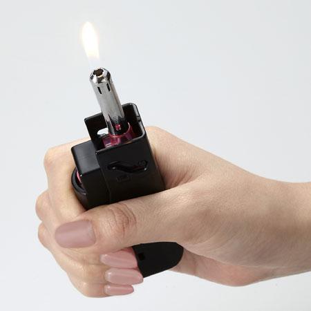 スマイルキッズ商品 軽着火ライター補助具