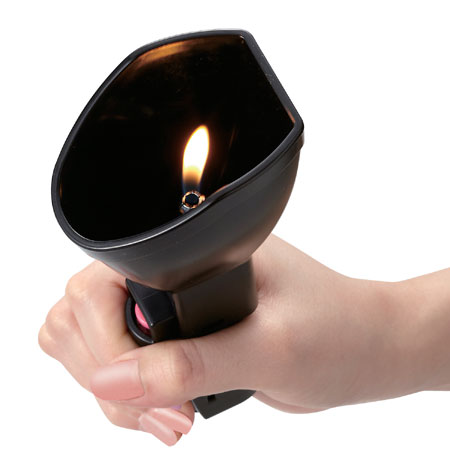 スマイルキッズ商品 軽着火風防ライター補助具