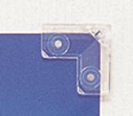 スマイルキッズ商品 貼って剥がせるネオジウムクリップ コーナー型
