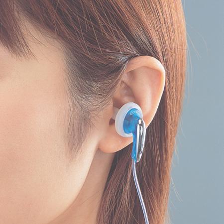 スマイルキッズ商品 耳から落ちにくいイヤホンキャップ