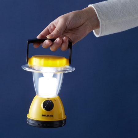スマイルキッズ商品 LEDランタンライト