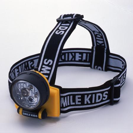 スマイルキッズ商品 3LEDヘッドランプ