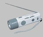 スマイルキッズ商品 アラーム付LEDラジオライト