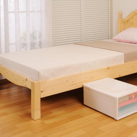 スマイルキッズ商品 ベッドの高さをあげる足