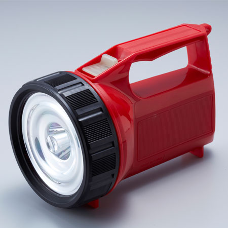 スマイルキッズ商品 単3と単1が使える防水ライト