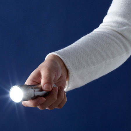 スマイルキッズ商品 LEDミニアルミライト